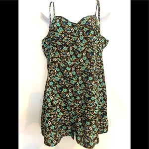 Women's size L Volcom dress mini